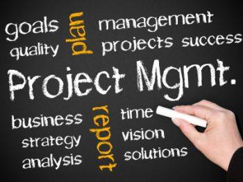Project management for economists