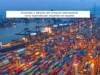 Economía y Derecho del Comercio Internacional