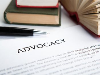 Advocacy: the art of strategic communication