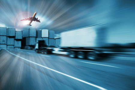 Shipping, transport and logistics