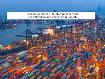 Economics and law of international trade